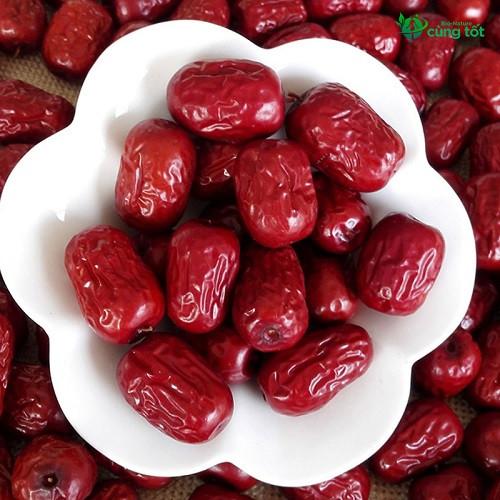 Táo đỏ Tân Cương – Cơm dày, thịt đặc, dễ trồng